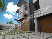 3D Rumah 02 – View 4
