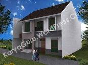 3D Rumah 03 - View 3