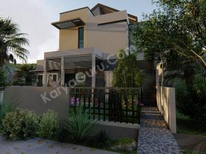 Jasa 3D Rendering Modeling Animation Architecture Desain Rumah Minimalist