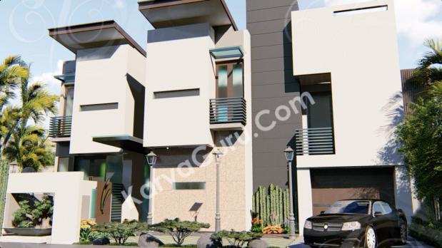 Jasa Pembuatan 3D Modeling Rendering Arsitektur Rumah
