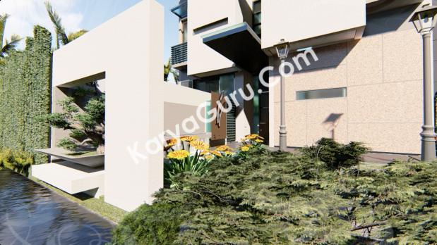 Taman dan Kolam Rumah Minimalis