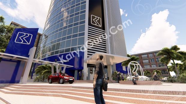 3D Modeling Rendering BRI Building Design