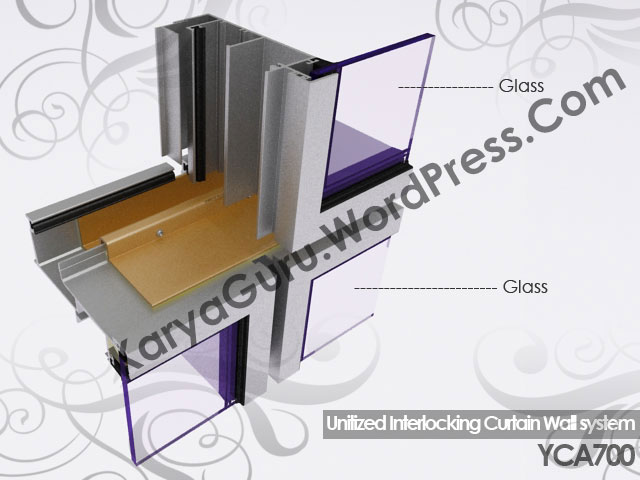 curtainwall type 1