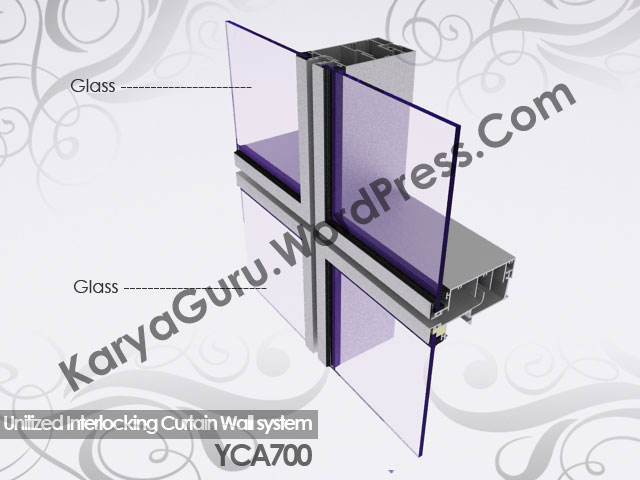 curtainwall type 2