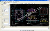 DraftSight - Uji Kompetensi TGB 2011