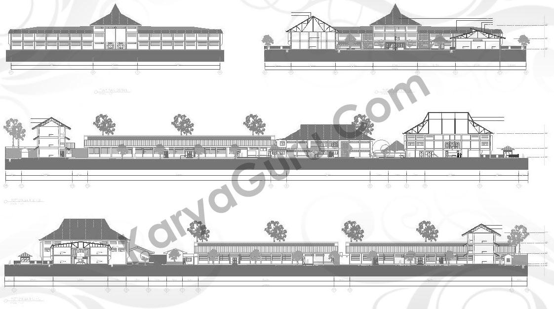 87 Gambar Animasi Gedung