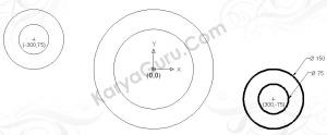 Circle Diameter 150