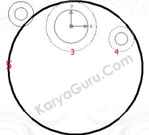 Trim Circle Diameter 400