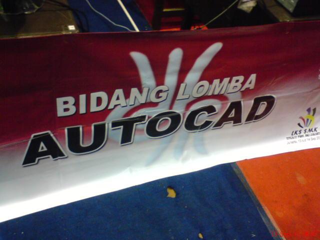 LKS AutoCAD DKI Jakarta 2011
