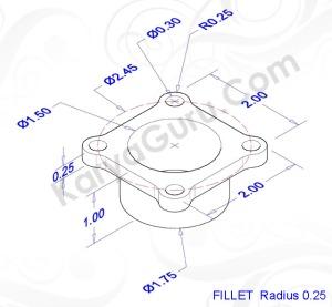 Tutorial AutoCAD – Tugas CAD 3