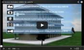 animasi 3d gedung smk