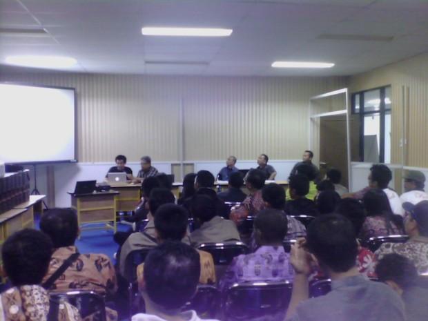 Technical Meeting CADD Building LKS Nasional XX 2012