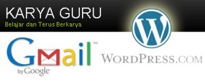email wordpress google