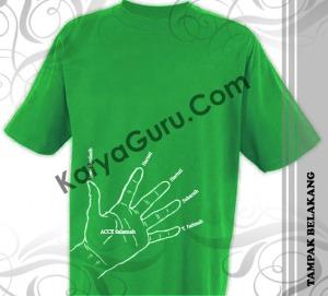 desain kaos hijaubelakang