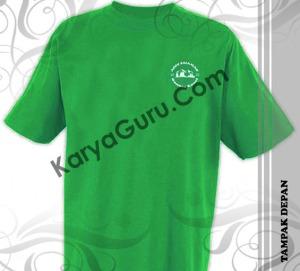 desain kaos hijaudepan