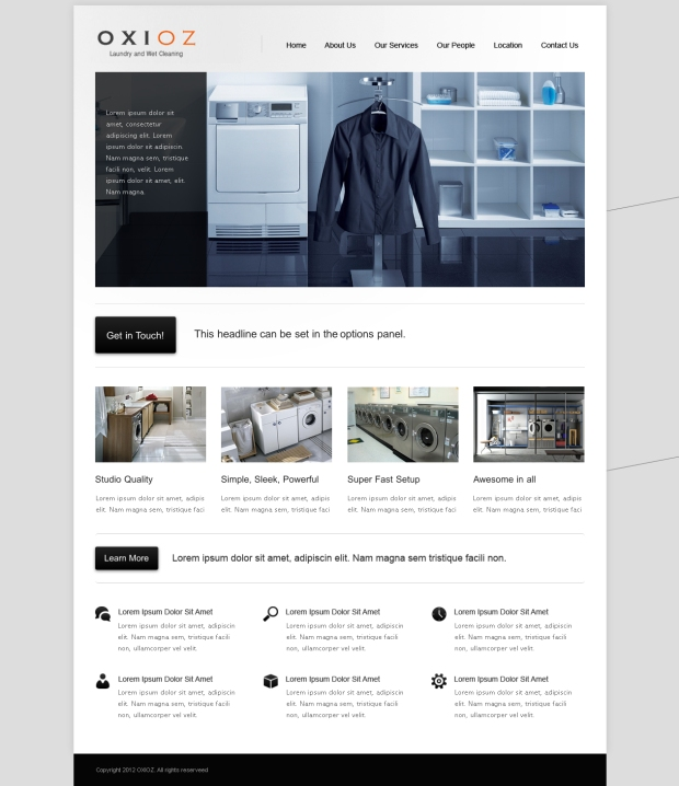 Design Web Laundry Alt 3