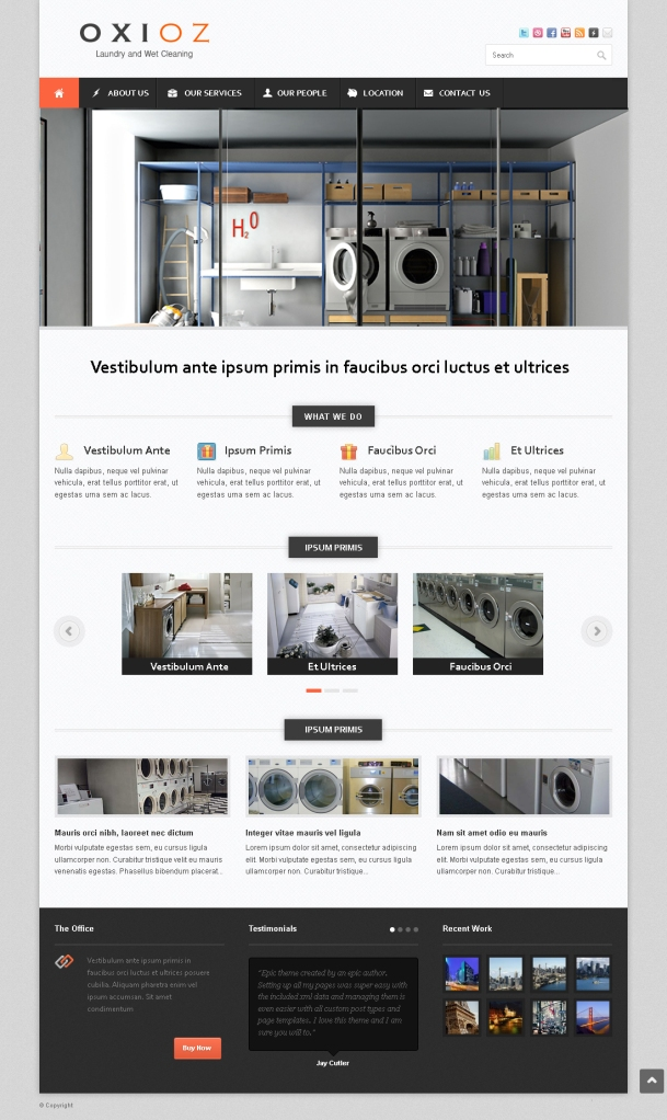 Design Web Laundry Alt 4