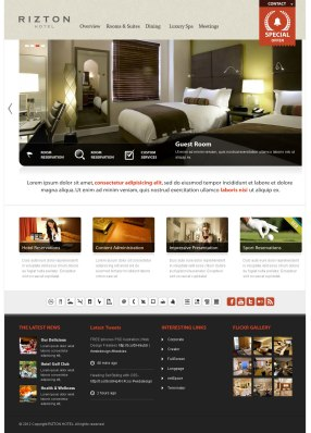 Alt3 - Draft Design Web Rizton Hotel