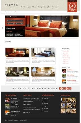 Alt3i - Draft Design Web Rizton Hotel