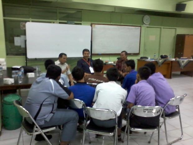 Breafing LKS SMK DKI JAKARTA - CADD BUILDING 2013