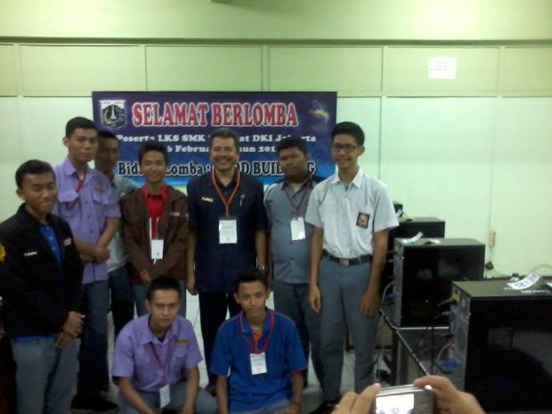 Peserta&Penjab LKS SMK DKI JAKARTA - CADD BUILDING 2013