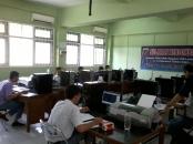 Suasana LKS SMK DKI JAKARTA - CADD BUILDING 2013