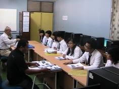 Sidang Tugas Akhir Teknik Gambar Bangunan 2013