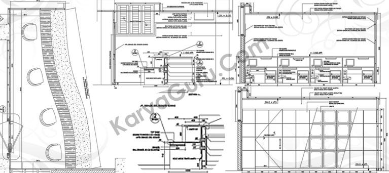 Kursus AutoCAD Detail Interior Design