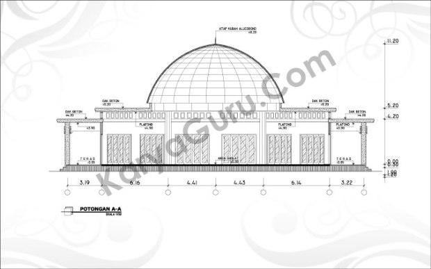 Potongan-a-a-Masjid
