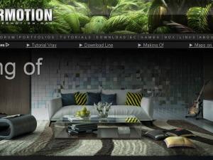 3D Artist Evermotion