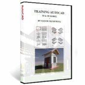 Free Ebook Training AutoCAD 2D-3D-Rendering