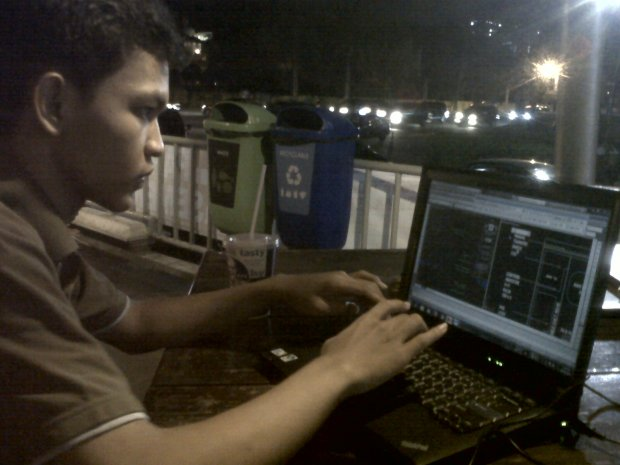 kursus private autocad outdoor