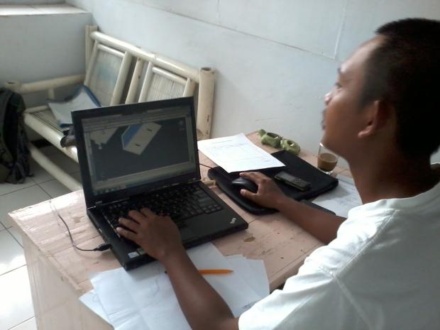 Kursus AutoCAD 3D Curtainwall