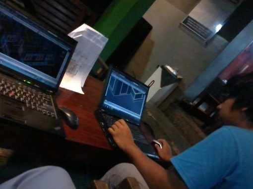 Kursus Private AutoCAD 3D ZOE Cafe Margonda