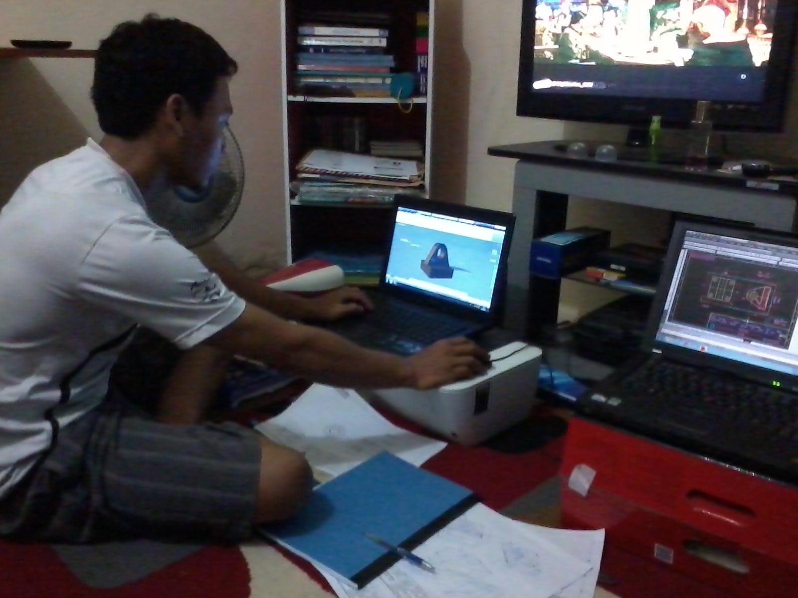Kursus Private AutoCAD 2D Mechanical Pasar Minggu Jakarta Selatan