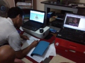 Suasana Kursus Private AutoCAD Mechanical 3D Basic
