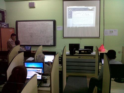 Training lanjutan web administrator smkn 31 jakarta