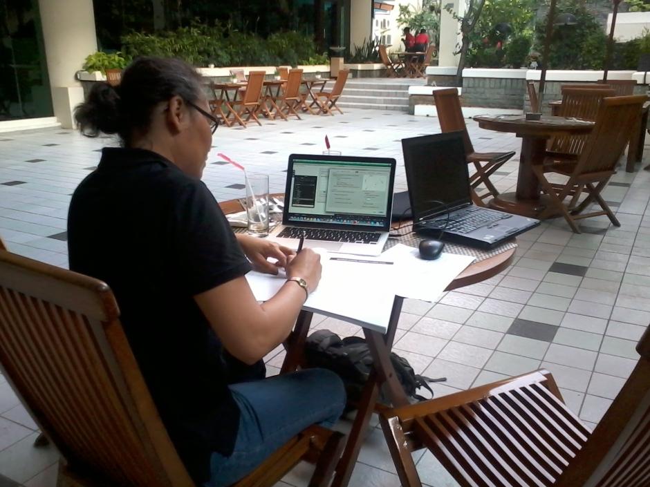 Kursus AutoCAD 2D 3D Arsitektur Hotel Ibis Tamarin