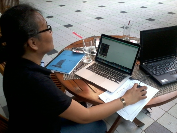 Kursus AutoCAD 2D 3D Hotel Ibis Tamarin