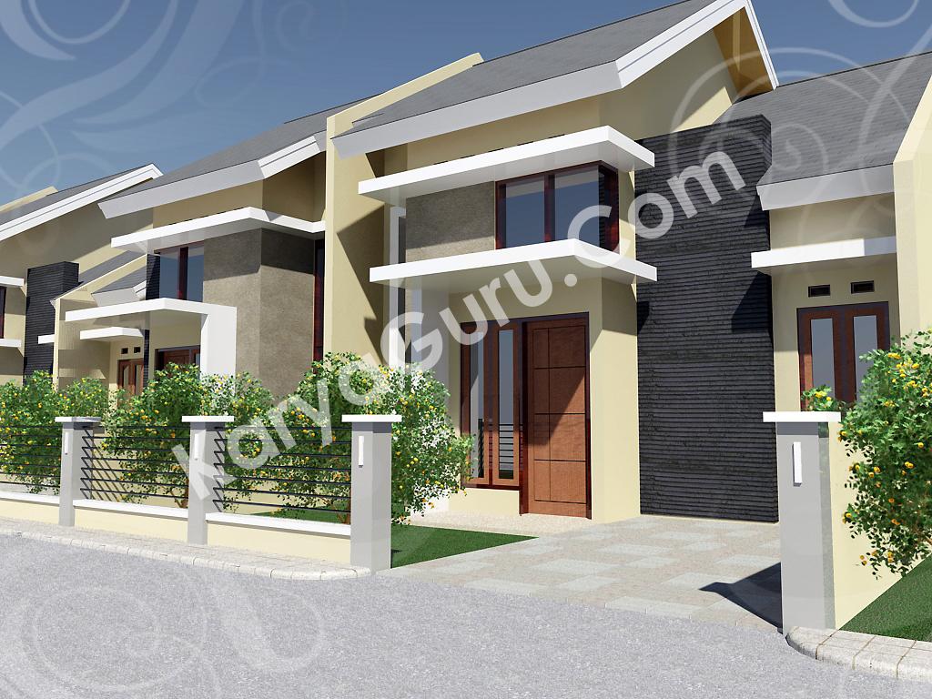 920 Koleksi Gambar Rumah Minimalis Sederhana Autocad HD