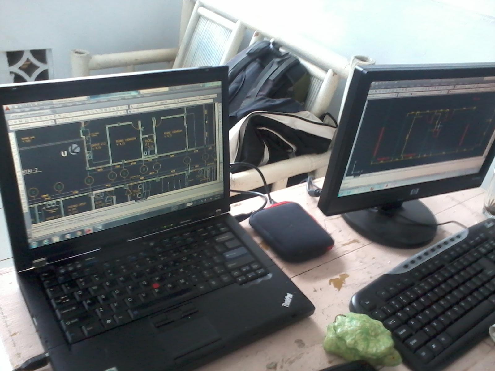 2D-3D AutoCAD Interior & Tutorial AutoCAD Rendering Bangunan Bertingkat \u2013 Bagian 1 ...