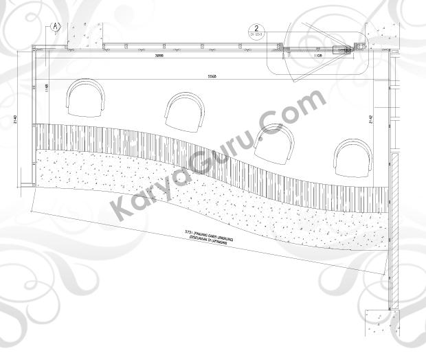Kursus AutoCAD Interior Design - Layout