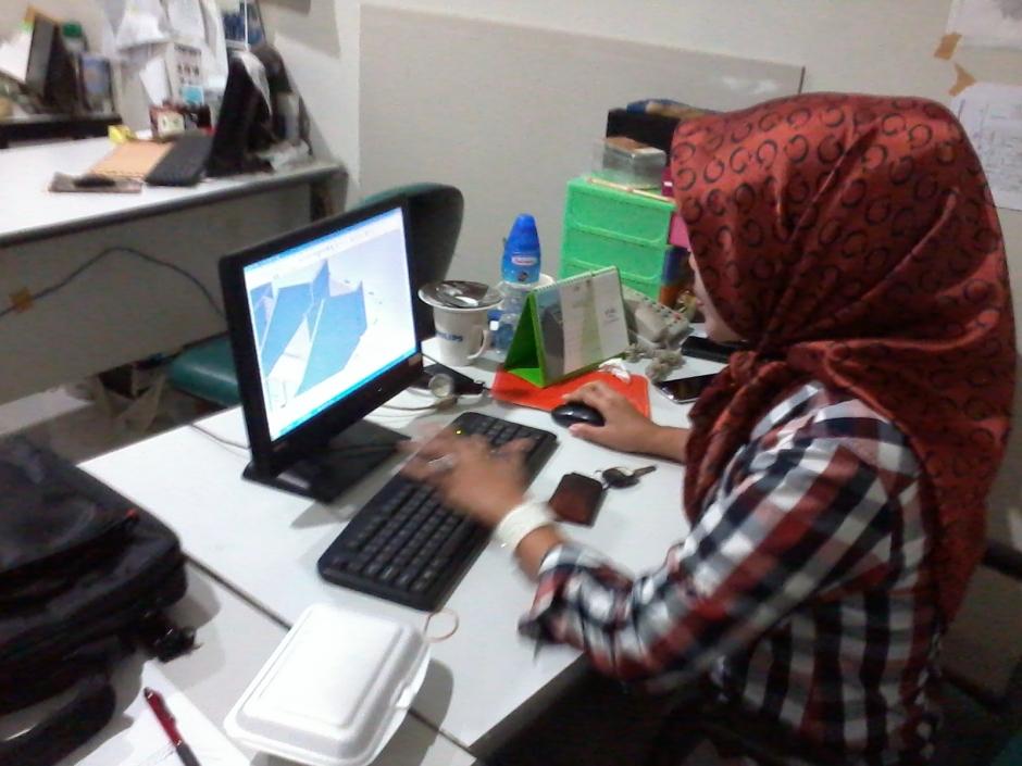 Kursus Private AutoCAD 3D di Permata Depok Regency