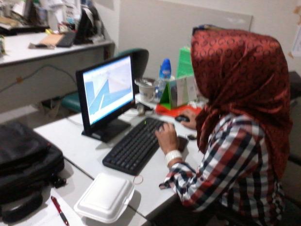 Kursus Private AutoCAD 3D Rendering di Permata Depok Regency