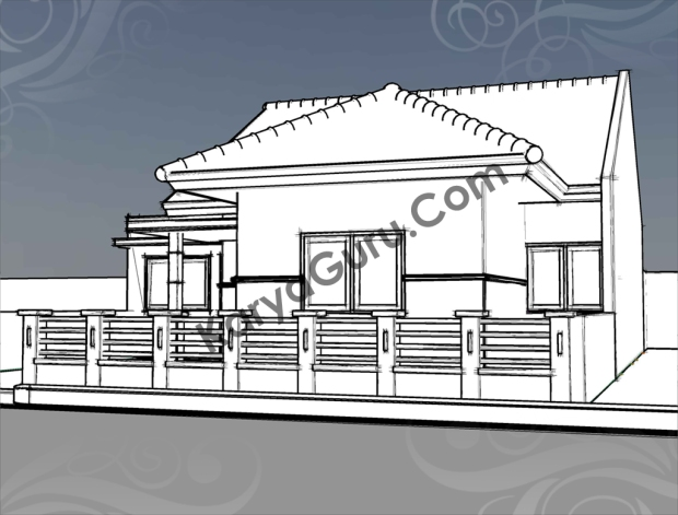Kursus Sketchy Camera2 AutoCAD 2014 Rendering Free RPC