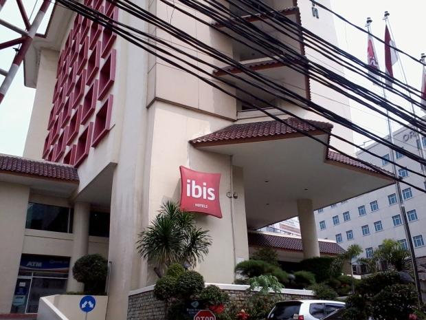 Lokasi Kursus AutoCAD Outdoor Hotel Ibis Tamarin