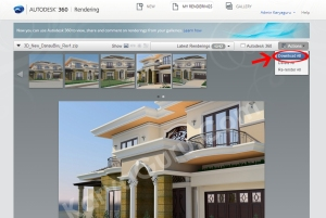 tutorial rendering in autodesk 360
