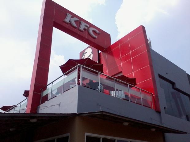 KFC Lenteng Agung Laterace Jakarta Selatan