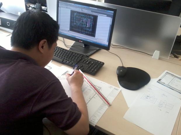 Kursus AutoCAD Equity Tower Jakarta Pusat
