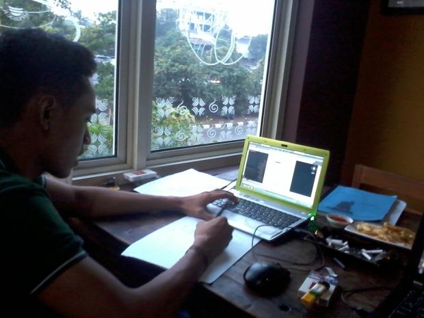 Kursus Private AutoCAD di SipiRock Coffee Jakarta Selatan